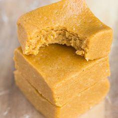Healthy 3-Ingredient Fudge
