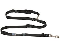Canine Equipment Technika Beyond Control 34Inch Dog Leash Black *** Want to know more, click on the image. (This is an affiliate link and I receive a commission for the sales)