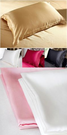 Black Satin Pillowcase Pinabyssinia Women's Fashion On 100% Silk Satin Pillowcase