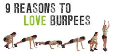 """We have all experienced it, the love/hate relationship toward the good old burpee. Despite the physical and mental fatigue, the benefits of burpees far outweigh its challenges. Here are nine reasons to ditch that """"Buck Furpees"""" mentality! Plain and Simple It doesn't take a professional athlete to learn a burpee. This movement is simple, straightforward …"""