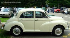 Morris Minor Sallon