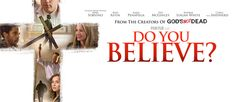 """Are you ready for the next Christian blockbuster? Contributor Dawn Gregg interviews Ted McGinley, Alexa PenaVega, and Cybill Shepherd of """"Do You Believe? Christian Films, Christian Faith, Great Movies, New Movies, Latest Movies, Cybill Shepherd, In Theaters Now, White Shepherd, Blockbuster Film"""