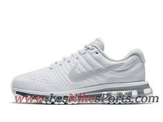 top fashion 87f5f d6a9a Running Nike Air Max 2017 Chaussures de BasketBall Pas Cher Pour Homme  Blanc Gris 849559 009 - 1810290621 - Le Nike Officiel Site.  LesNikeSports.com (FR)