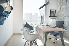 Unique ways to create an office design by Pallavi Dean Interiors