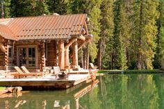 la mia 'casa sul lago' per i week end