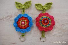 Crochet by Tukta: key cover