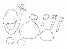 como fazer lembrancinha aniversario frozem  boneco Olaf porta guloseima EVA e latinha criancas festinha infantil (6)