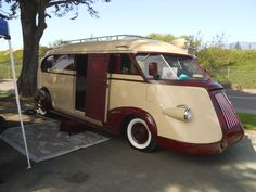 1941 Brooks Stevens Western Flyer Trailer