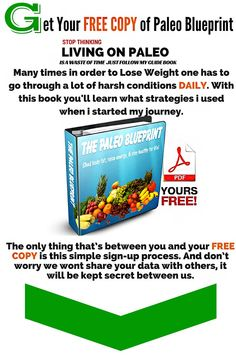 Free Paleo Blueprint Download - Rapid Weight Loss Care | The Complete Beginner's Guide