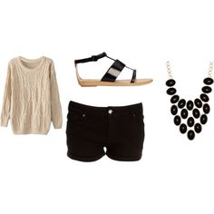 """Taking a walk"" by jordanniesel on Polyvore"