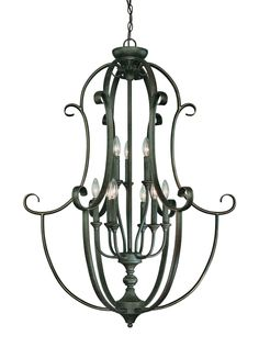 Craftmade Barret Place 9 Light Foyer Pendant & Reviews | Wayfair