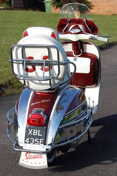 Vespa SS 180, Hurricane Style Piaggio Scooter, Mod Scooter, Motor Scooters, Vespa Scooters, Vintage Motorcycles, Motorcycles For Sale, Old Used Cars, Scooter Images, Quad