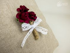"Vintage svadobné pierka ""Vášeň"" Craft Stick Crafts, Diy Wedding, Burlap, Projects To Try, Ribbon, Reusable Tote Bags, Events, Vintage, Crafts"