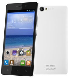 The Gionee M2 ships with a 5 inch 480*854 Resolution display that supports 64 Million Colours. http://www.ispyprice.com/mobiles/2756-gionee-m2-price-list-india/