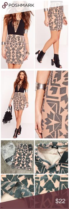 """$48 Misguided flocked print mini skirt 0 babe, you need this one in your wardrobe! this mini skirt is ideal for festival and holiday season. featuring a mini length, grey flock material and a nude underlay, this is a statement piece to add an edge to your outfit. style with a plain bodysuit and black ankle boots for extra sass. approx length 45cm/18"""" (based on a uk size 8 sample)   95% polyester 5% elastane   vanessa wears a uk size 8 / eu size 36 / us size 4 and her height is 5'7"""" product…"""