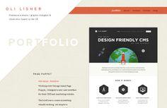 Beautiful Flat Web Design Examples