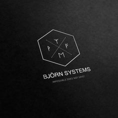 BJÖRN SYSTEMS by Ampersand Creative Agency