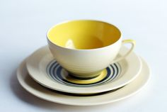 Susie Cooper Pottery - this is gorgeous!