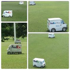 Check out the tee boxes for the FedEx St. Jude Classic #golf tournament.