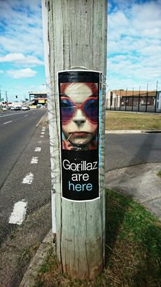 Gorillaz Australia ❤