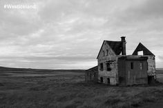 Lost house, West Iceland