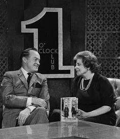 Dorothy Fuldheim and Bob Hope!