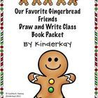 This is such an easy project to do! This is based upon 4 gingerbread stories, which are The Gingerbread Boy, The Gingerbread Girl, The Gingerbread ...