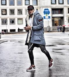 Style by @massiii_22 Yes or no? Follow @mensfashion_guide for dope fashion posts! #mensguides #mensfashion_guide