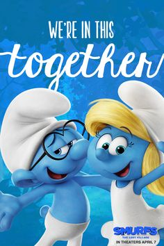Friendship and teamwork are key in Smurf Village and beyond! Join Smurfette and her brave friends as they embark on the unexpected journey of a lifetime in search of a mysterious lost village. SMURFS: THE LOST VILLAGE arrives in theaters on April 7! #SmurfsMovie