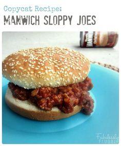 copycat manwich sloppy joes