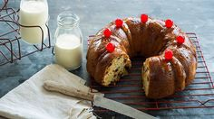 Dutch Fruitcake with Gin-Soaked Raisins Recipe - Netherlands This Dessert is typically eaten by a family after dinner is served. It is enjoyed by people of all ages!