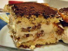 Tiramisu, ami garantáltan belefér a diétádba! Homemade Cakes, Tiramisu, Banana Bread, Paleo, Ethnic Recipes, Food, Pies, Essen, Beach Wrap