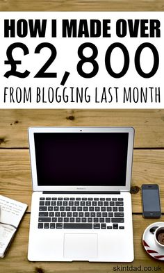 Having started blogging just a few years ago, I'm now making thousands every month. If you're interested in making money online then I show you how I made nearly £3k last month and how you can too.