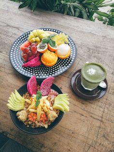 Projekt Zuckerfrei 2018: Frühstück auf Bali im Café Little Flinders