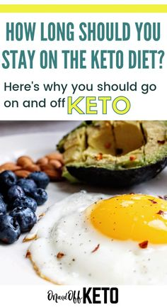 What is cyclical keto? Should you cycle in and out of ketosis? How long should you stay on the keto diet? Is it a healthy diet to stay in ketosis for life? Here's why I decided to cycle on and off keto and limit being on a ketogenic diet to only 3 Ketogenic Diet Starting, Cyclical Ketogenic Diet, Ketogenic Diet Meal Plan, Ketogenic Diet For Beginners, Keto Meal Plan, Diet Meal Plans, Ketogenic Recipes, Ketogenic Lifestyle, Ketogenic Girl