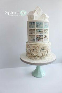 Winter cake <3