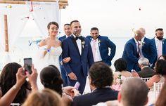 Marisa & Suresh's destination wedding in Aruba @destweds Photography by Demian Gibbs Photography