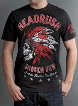 Canadian Flag Skull by HEADRUSH. Extreme Sports and MMA