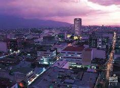 San Jose' capitol of Costa Rica