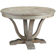 Found it at Joss & Main - Meena Solid Wood Dining Table