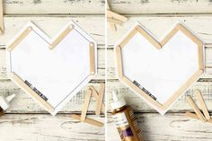DIY Valentines From Popsicle Sticks - Make Them With Kids!