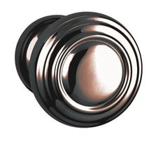 """Omnia 472SD Single Dummy Knob with 2-5/8"""" Rose from the Traditions Collection Oil Rubbed Bronze Knobset Single Dummy"""