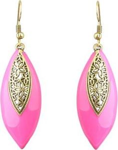 Waama Jewels Rajwada Theme Bollywood Inspired Jaipur Handmade Latest for Women And Girls Cubic Zirconia Brass Drop Earring