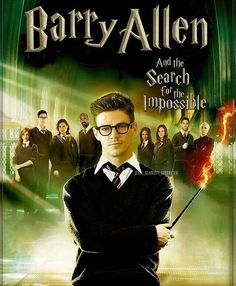 Barry Allen and the Search for the Impossible