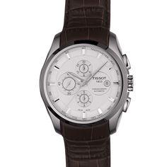 TISSOT COUTURIER Automatic Chronograph C01.211 - T0356271603100