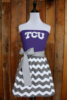 Texas Christian University TCU Horned Frogs Game by jillbenimble, $50.00