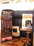 Epic Serviced Apartments www.epicliverpool.co.uk Wedding Show, Wedding Gallery, St Georges Hall, St George's, Serviced Apartments, Saint George, Liverpool, Liquor Cabinet, City