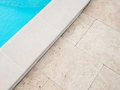 Travertinplatten Medium SELECT – stonenaturelle Natursteine Laminate Flooring, The Selection, Tile Floor, Medium, Home Decor, Interiors, Studio, Travertine, Natural Stones