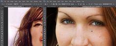os 10 fundamentos do photoshop #5 - tratamento - Tratamento no photoshop, como retirar manchas, rugas, espinhas no photoshop?