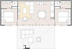 Compacte Panorama Prefab - 4 persoons recreatiewoning Dingemans Architectuur | horeca - bedrijfsrestaurants - Den Bosch - Brabant - recreatie - restauratie - renovatie - wonen - werken - vakantiewoningenDingemans Architectuur | horeca – bedrijfsrestaurants – Den Bosch – Brabant – recreatie – restauratie – renovatie – wonen – werken – vakantiewoningen